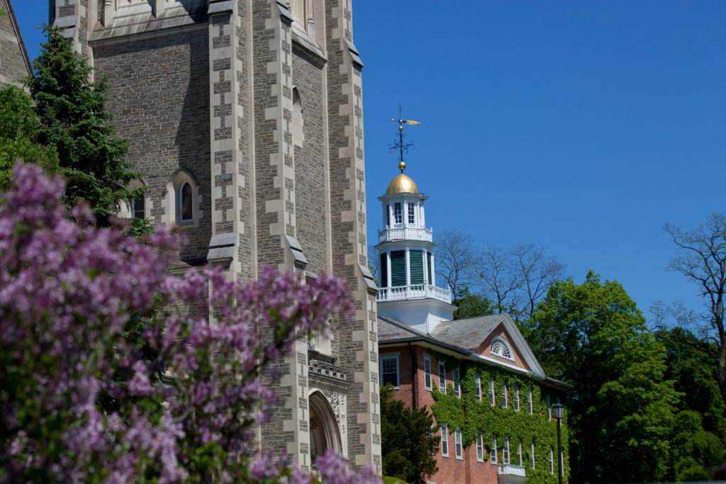 Thompson Memorial Chapel and Griffin Hall